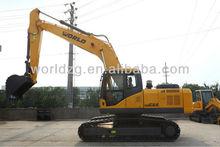 21Ton Excavator W2215 with ISUZU engine