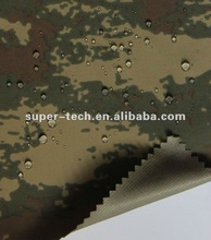 nylon camouflage waterproof fabric