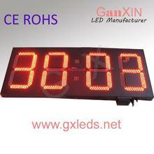alibaba cn 12 inch red large led gas price digital display