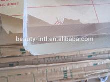 thick acrylic/PMMA sheet for aquarium