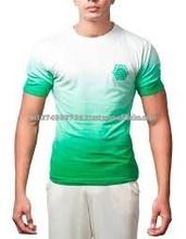 Garment dyed mens tshirt