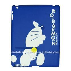 doraemon cartoon case for ipad 2, cartoon case for tablet