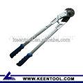 Tijera/cortador de alambre para el corte de diamante sierras de alambre o cable de acero