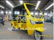 Passenger electric trikes CE