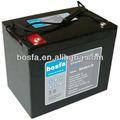 12v 70ah batería 12v de plomo ácido reguladas batería solar 12v selló la batería de marca 12v de plomo ácido sellada acumulador solar panel