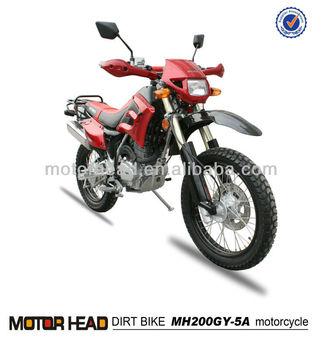 200cc ,250cc dirt bike , MH200GY-5A heavy bikes motorcycle
