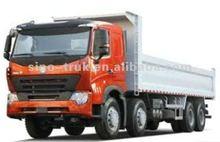 HOWO A7 8x4 50ton tipper truck