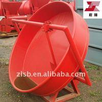 pan granules making machine for fertilizer equipment