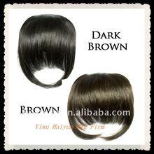 Good Quality Human Hair Bang(Costom for you)