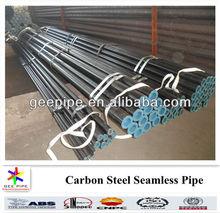 Black Seamless Carbon Steel Pipe