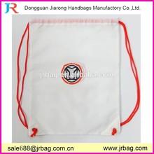 Waterproof polyester animal cycling drawstring backpacks
