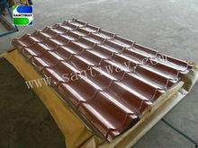 corrugated galvanized aluzinc steel roofing antique metal roof tiles