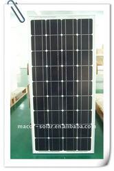 100W Monocrystalline Solar Panel MS-MONO-100W