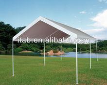 10'x20'(3.04*6.05m) PE Steel carport/Pavilion/canopy