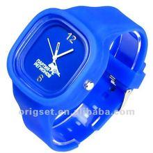silicon jelly watch gel watch wrist ss.com watches