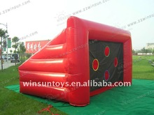 2012 Sales Promotion Inflatable Football Fence,Football Goal,Inflatable Sports