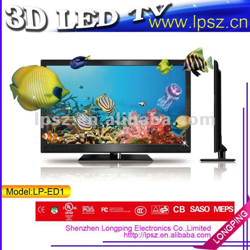 hot selling 3D LED TV