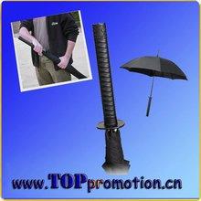 knife handle style umbrella