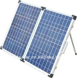 Panouri fotovoltaice camping