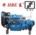 Vente chaude!! Weifang diesel de marque 495 g pour l'arrêt de puissance