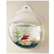 Hanging acrylic fish tank/mini acrylic fish tank in elegant style /Modern Design Acrylic Fish Tank
