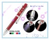 5 in 1 multifunction UV pen with flexible LED&laser&PDA