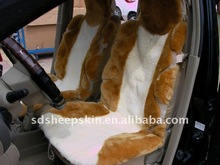 Deluxe Jacquard Sheepskin Seat Covers