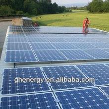 Low Price New Energy Solar Panel Monocrystalline 180W