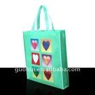 2011 high fashion non woven Christmas gifts bag for honey