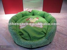 TC fabric pet pad with cushion