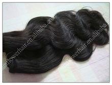 charming Virgin human hair extension