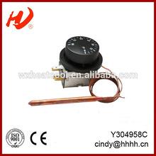 capillary thermostat