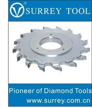 diamond grooving cutter