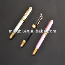 2013 wholesale promotional metal fountain pen