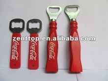 Famous brand bottle shape/wooden bottle Opener ZTS042