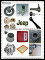 Las piezas del jeep/todas las piezas del jeep/chrysler de cuerpo entero de piezas procedentes de china