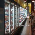 verticale vetrine refrigerate congelatore