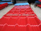 Galvanized corrugated iron sheet price