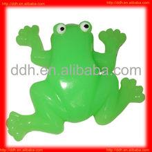 Funny sticky frog toy/Big sticky splatter toy