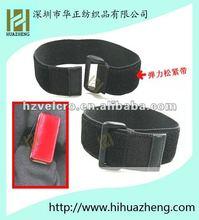 Colorful Elastic velcro straps