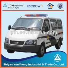 12 seats JX5038XQCMA low roof prison van