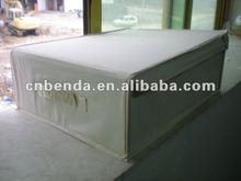 2012 fashion cotton non-woven storage box