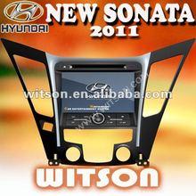 WITSON HYUNDAI SONATA 2011 CAR DVD CAR RADIO with Auto Rear View Function