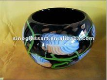 Flower Vase Painting Design