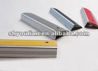 Aluminum Step Edge Aluminum Stair Nose Trim