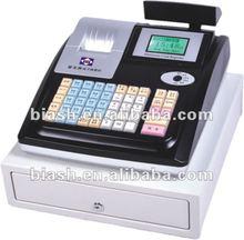 electronic cash register for restaurant or supermarket