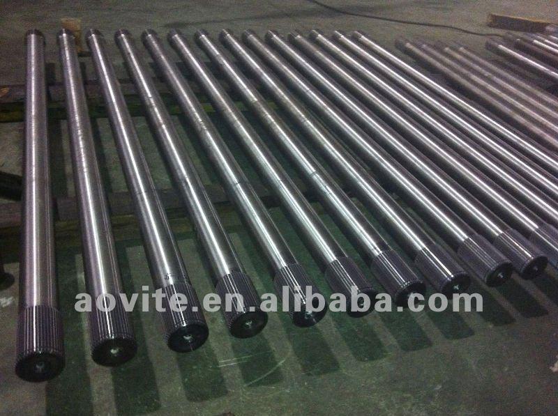 Terex part Axle shaft
