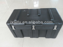 2012 new arrival Modified Plastic colorful durable equipment case
