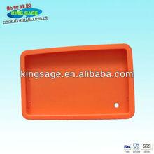Silicon case for iPad ,soft silicon case mini ipad case