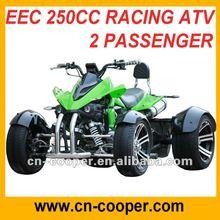 EEC 250CC RACING ATV(CPRA-626) with 4 valve Engine.